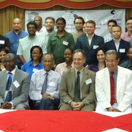 MAJOR SCIENCE CONFERENCE IN TOBAGO