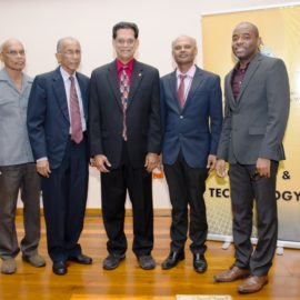 2015 CARICOM Science Awardee