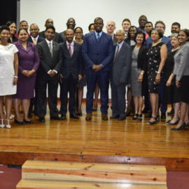"Regional Workshop on ""Science, Technology & Innovation (STI) Policy and Indicators for the Caribbean"""