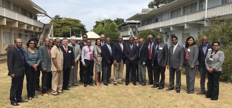"Conference on ""Science, Technology and Innovation in the Caribbean – Strengthening Cooperation""   UWI, St. Augustine, Trinidad  May 3-4, 2017"
