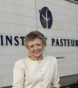 F Barre-Sinoussi, Prix Nobel de Médecine 2008