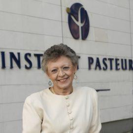 Nobel Laureate 2017- Professor Francoise Barre-Sinoussi
