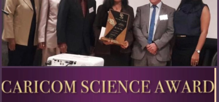 CARICOM Science Awardee 2018